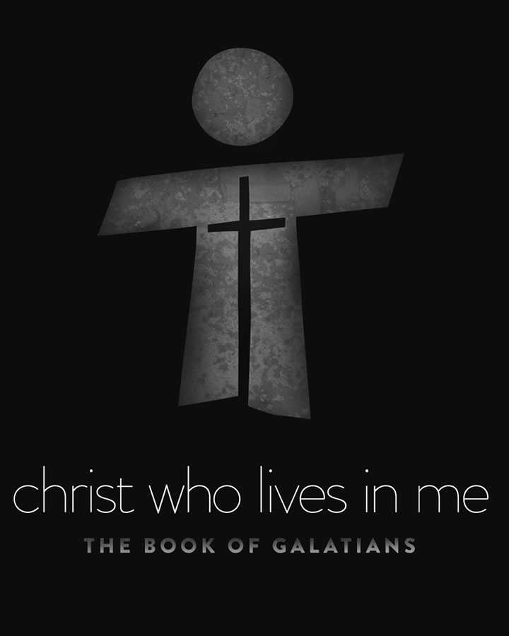 The Book of Galatians graphic.